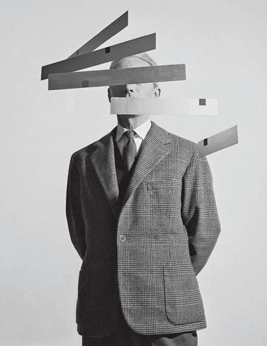 bruno munari useless machine portrait