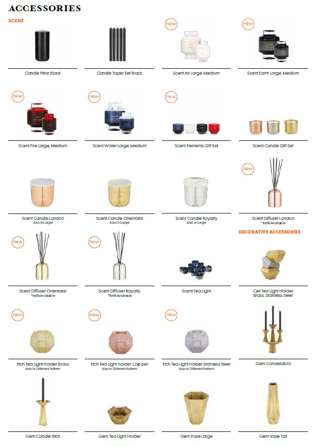 catalogue accessories 1
