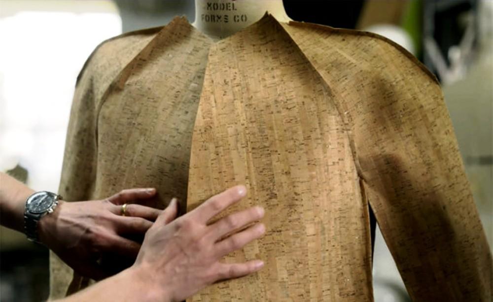 cork jacket