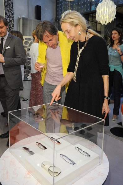 'Safilo By Marc Newson' Presentation