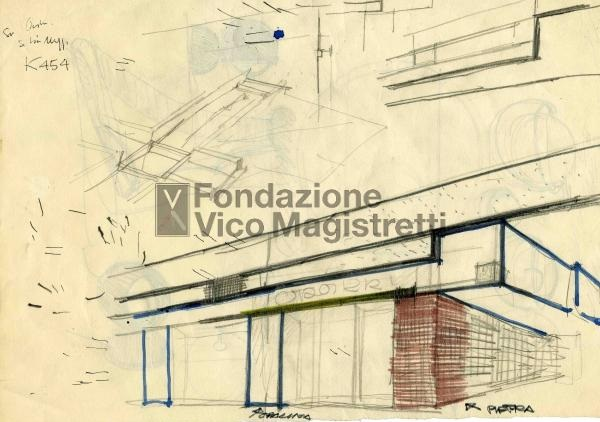 corso_Porta_Romana apt bldg 1967 drawing
