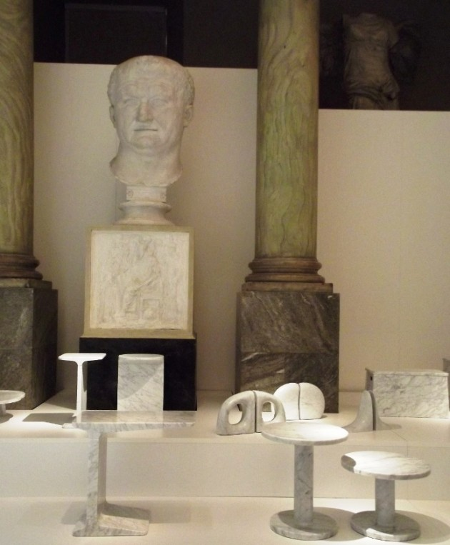 Working on Marble @ Salone Milan 2014