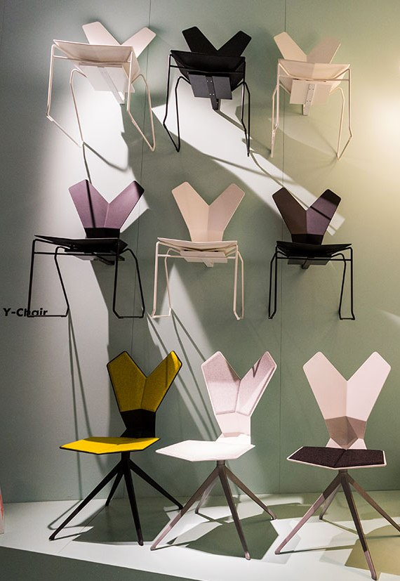 dedece tom dixon y chair