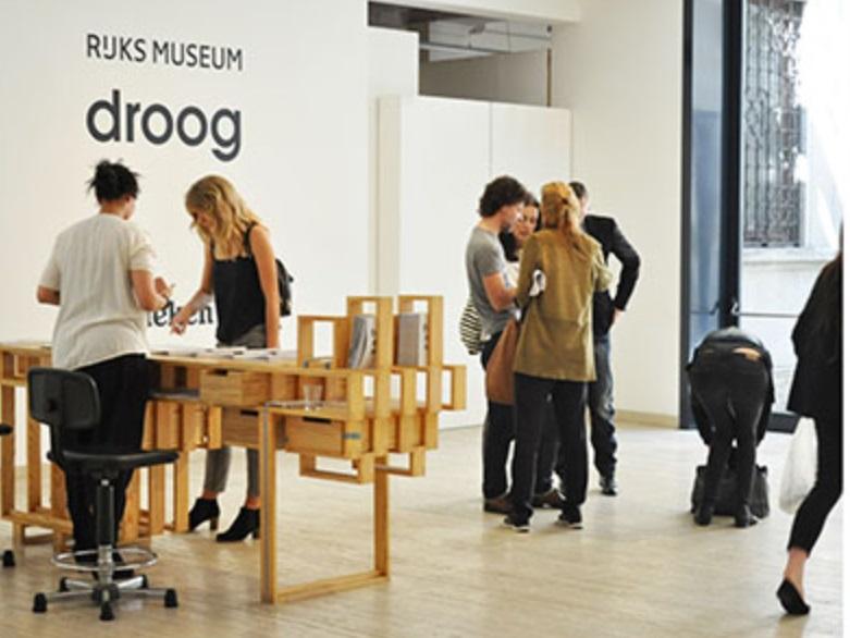 droog rijksmuseum reception