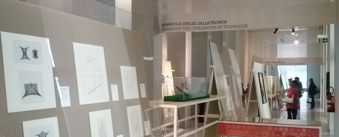 exhibition gallery bruno munari university of cagliari milan faculty architecture