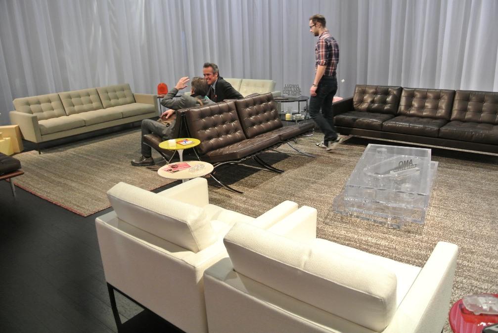 florence knoll sofas