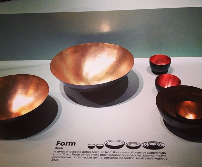 form copper bowls