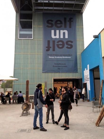 Self unSelf @ Salone del Mobile 2014