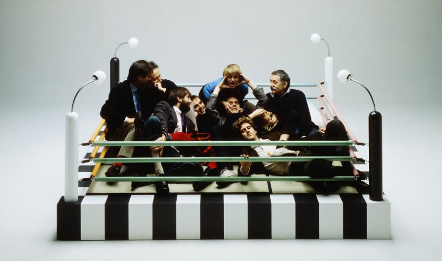 memphis designers-del-1981 b