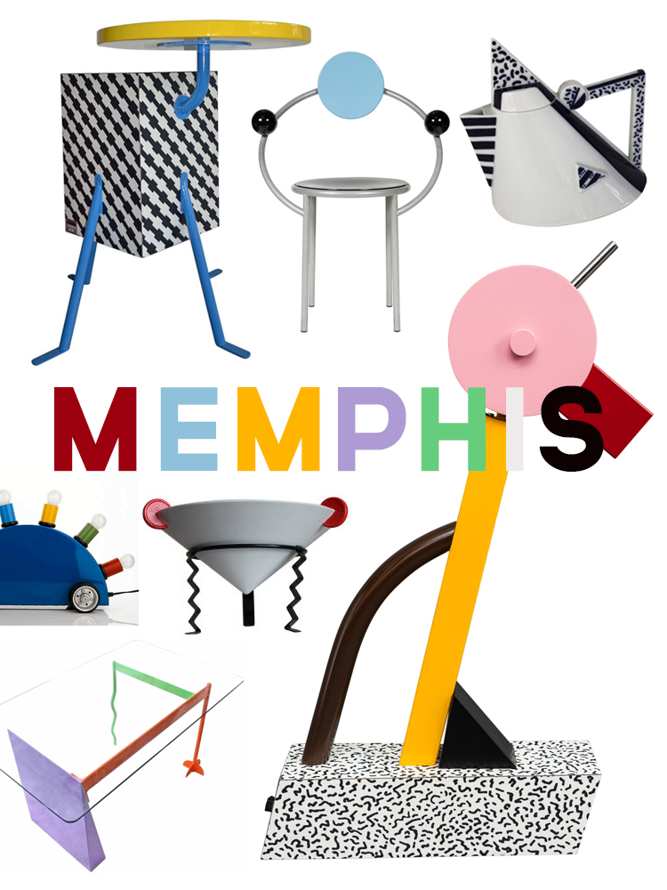 memphis proucts