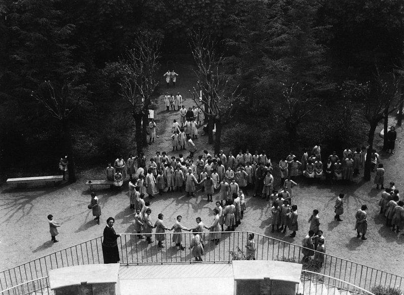 palazzo delle stelline in 1925