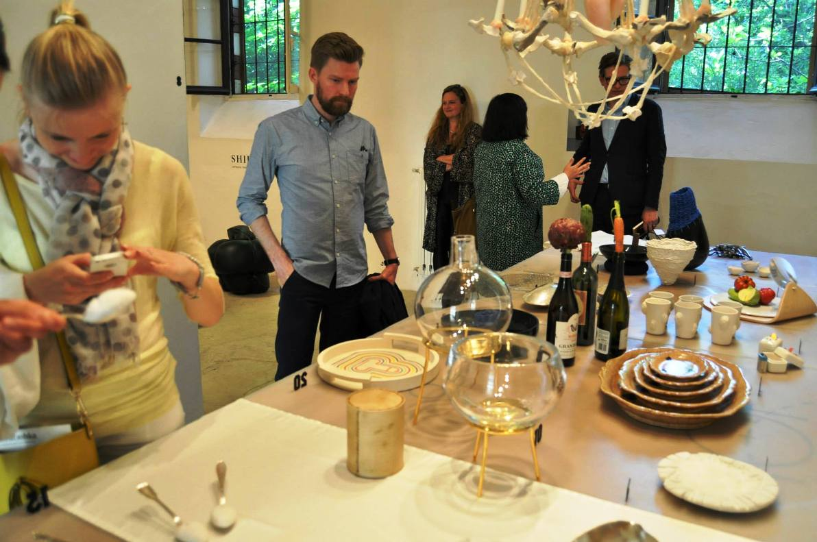 rossana orlandi salone 2014 talking table (2)