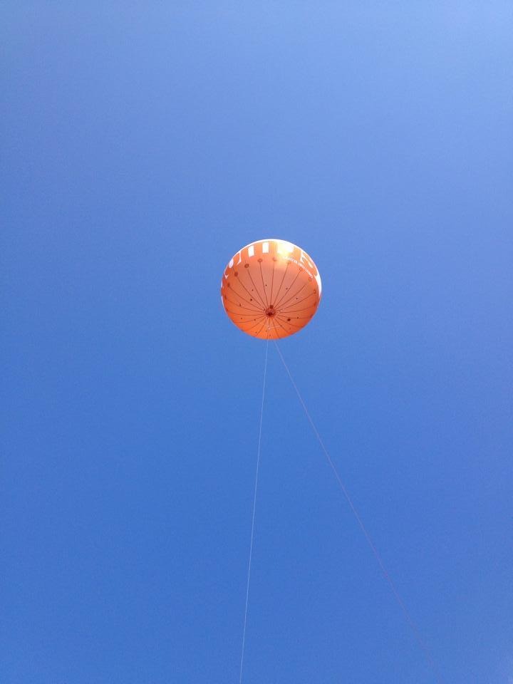 salone milan 2014 domus balloon