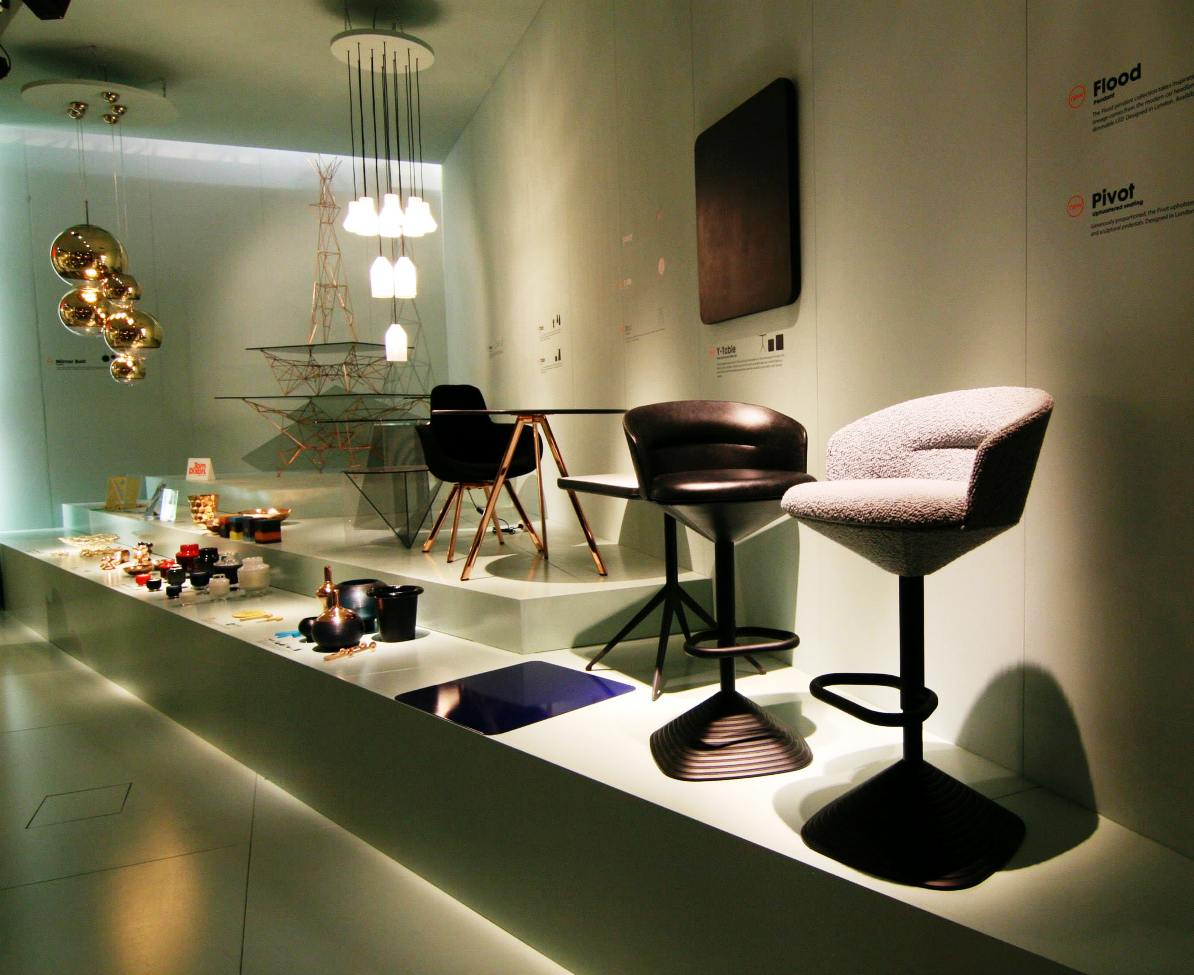 tom dixon salone milan