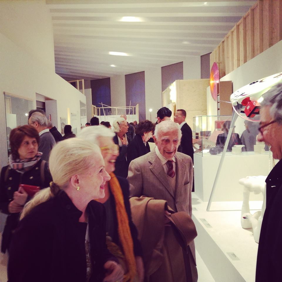 triennale museum opening