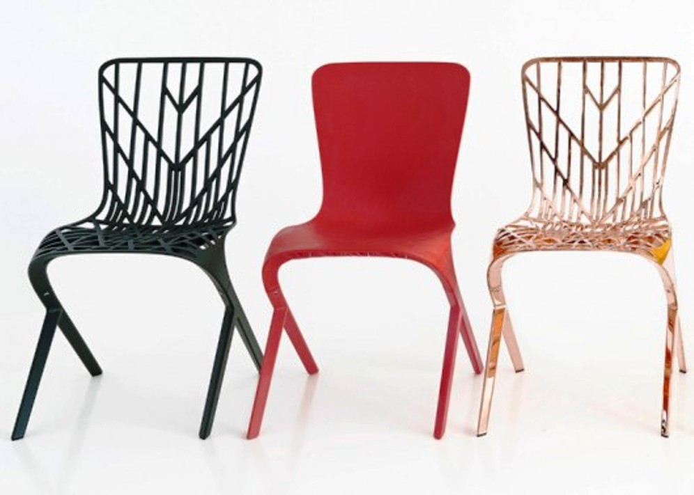 David Adjaye for Knoll The Washington Skeleton and Skin
