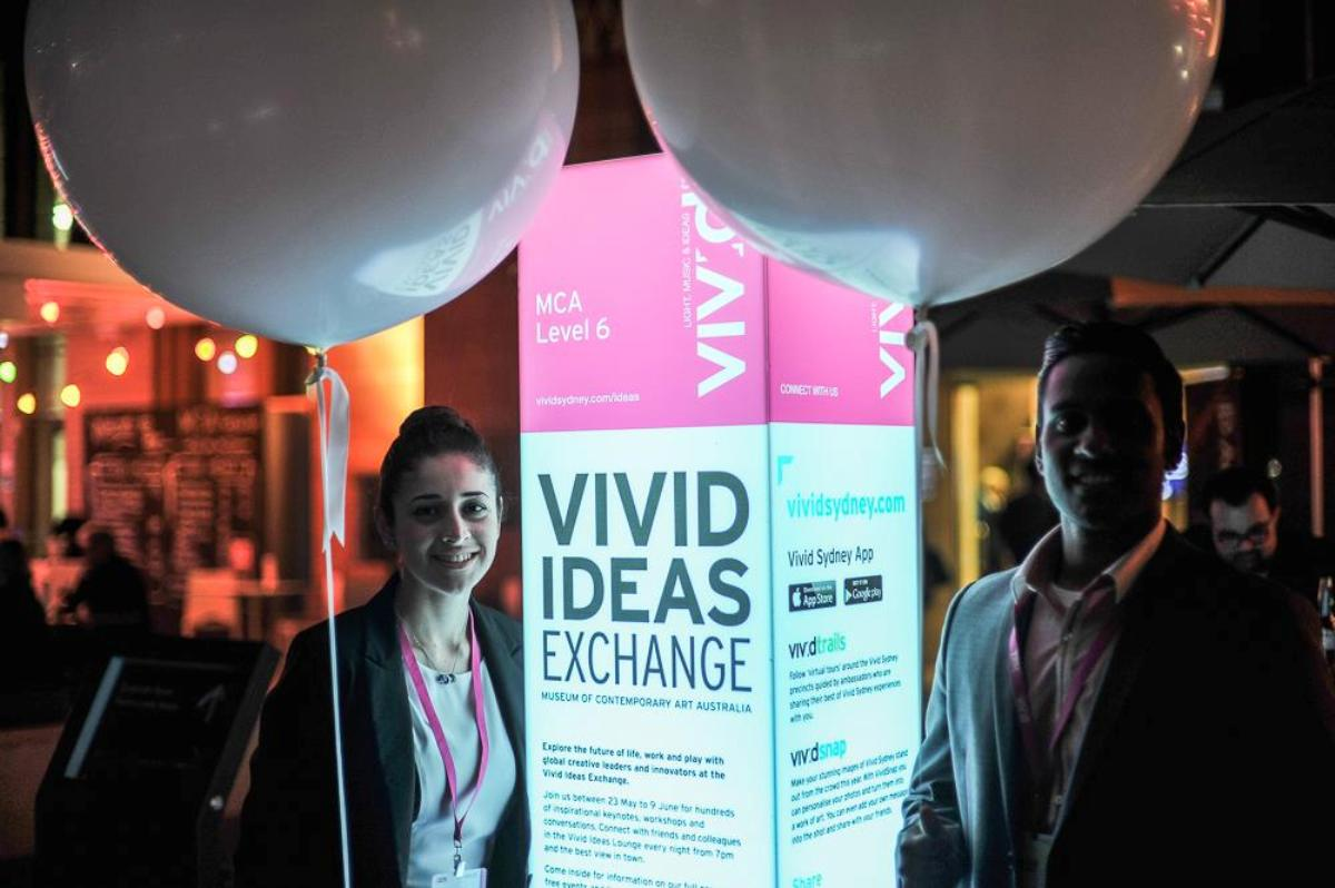 Vivid Idea Exchange 2014