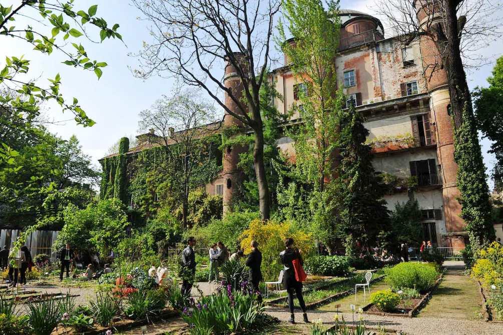 brera botanical gardens