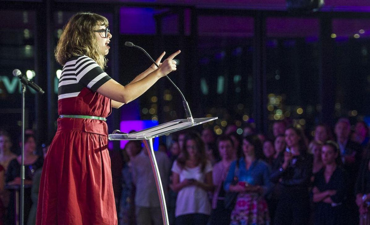 jess scully speaker