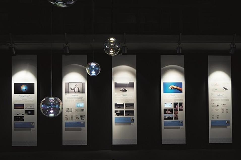 lexus design award 2014 wall