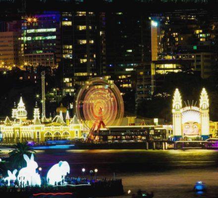 Vivid Lights @ Vivid Sydney 2014