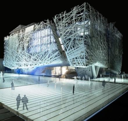 Expo Milano 2015 – Piazza Italia @ Salone Milan 2014