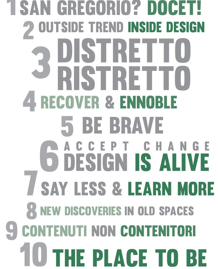 san gregorio docet manifesto