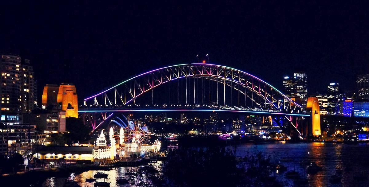 sydney luna park vivid festival 2014 (1)