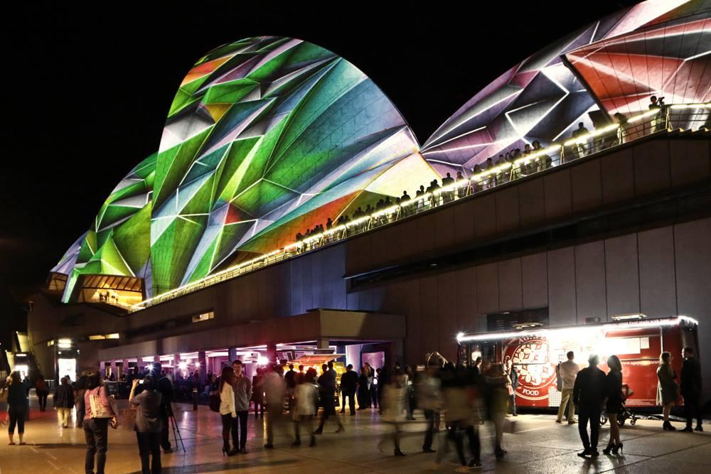 sydney opera house live