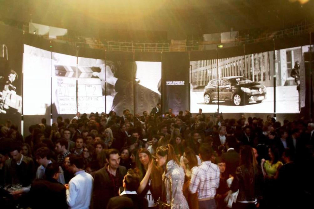 triennale launch renault costume national 2