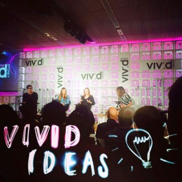 Vivid Ideas @ Vivid Sydney 2014