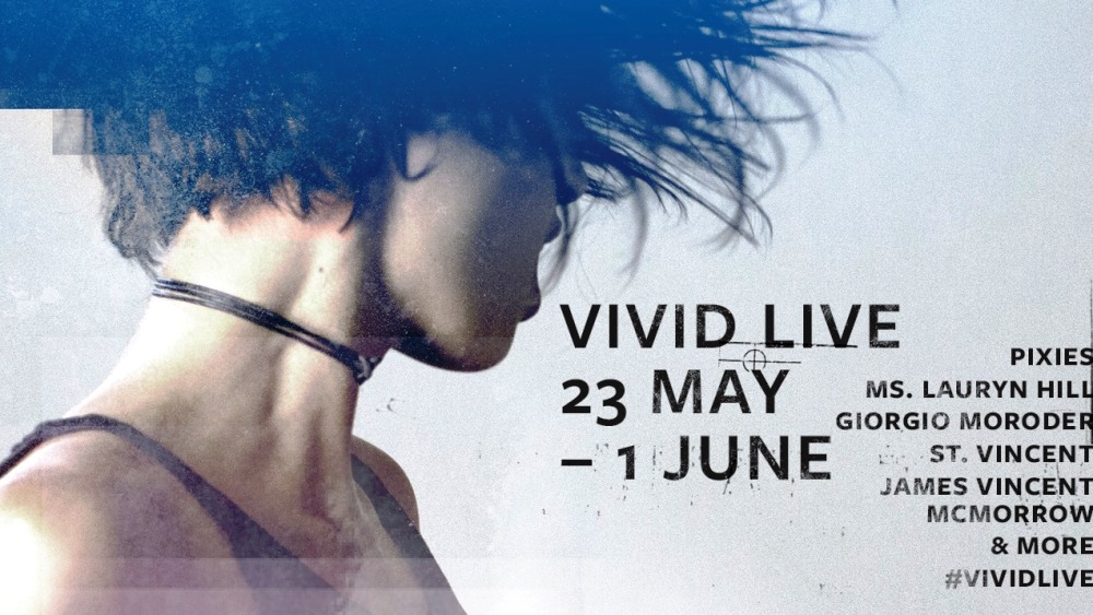 vivid live poster