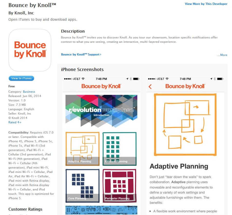 bounce app