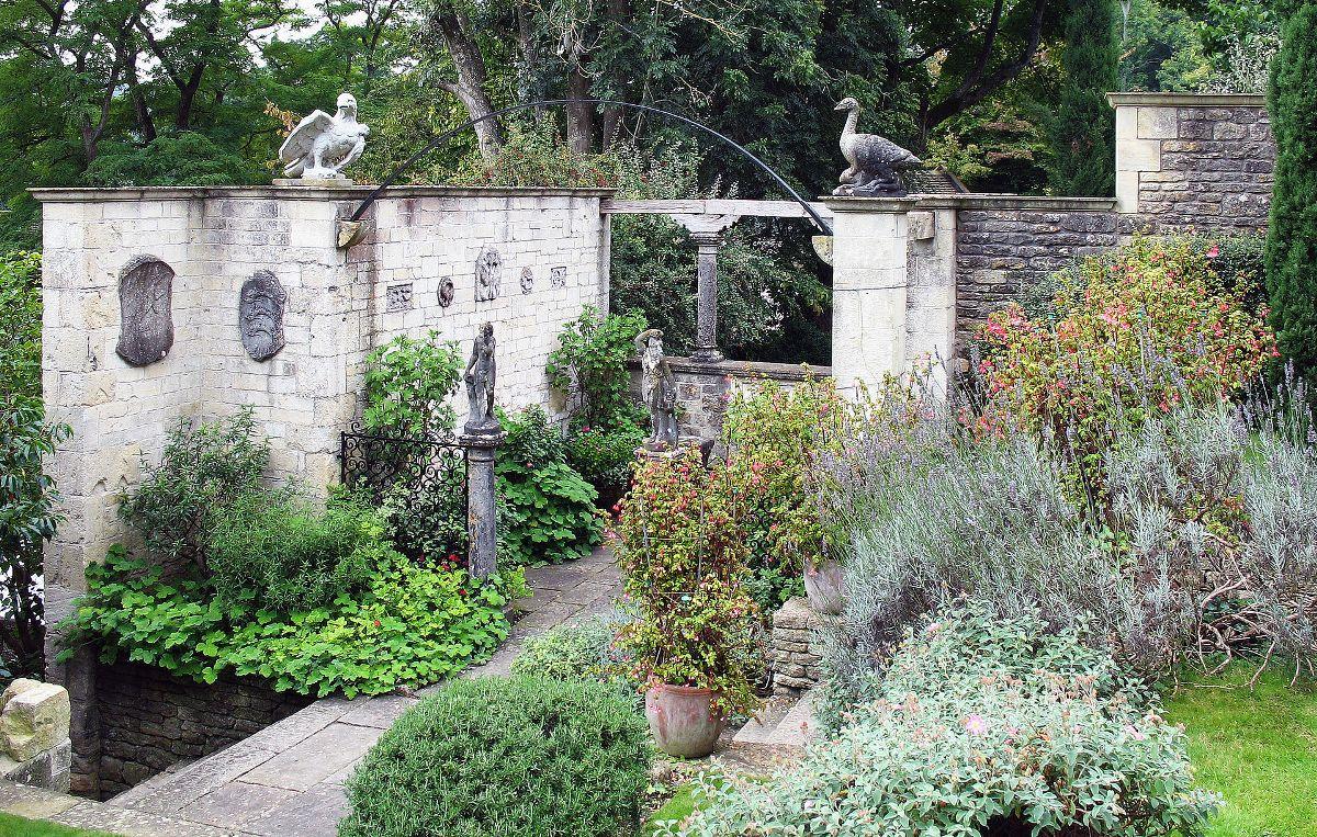 ifoed edwardian garden