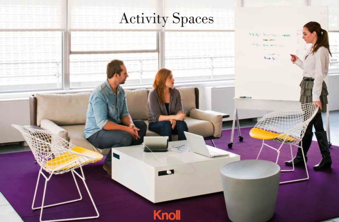 knoll activity spaces