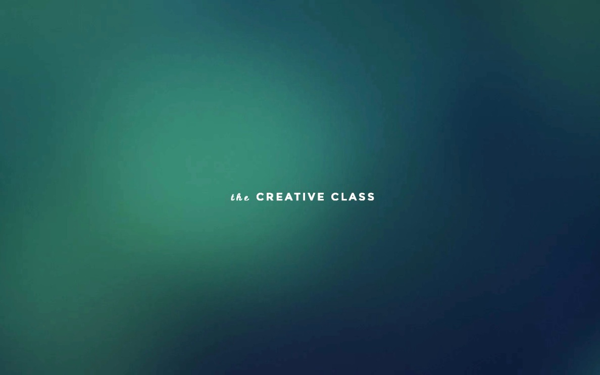 the creative class of 2014
