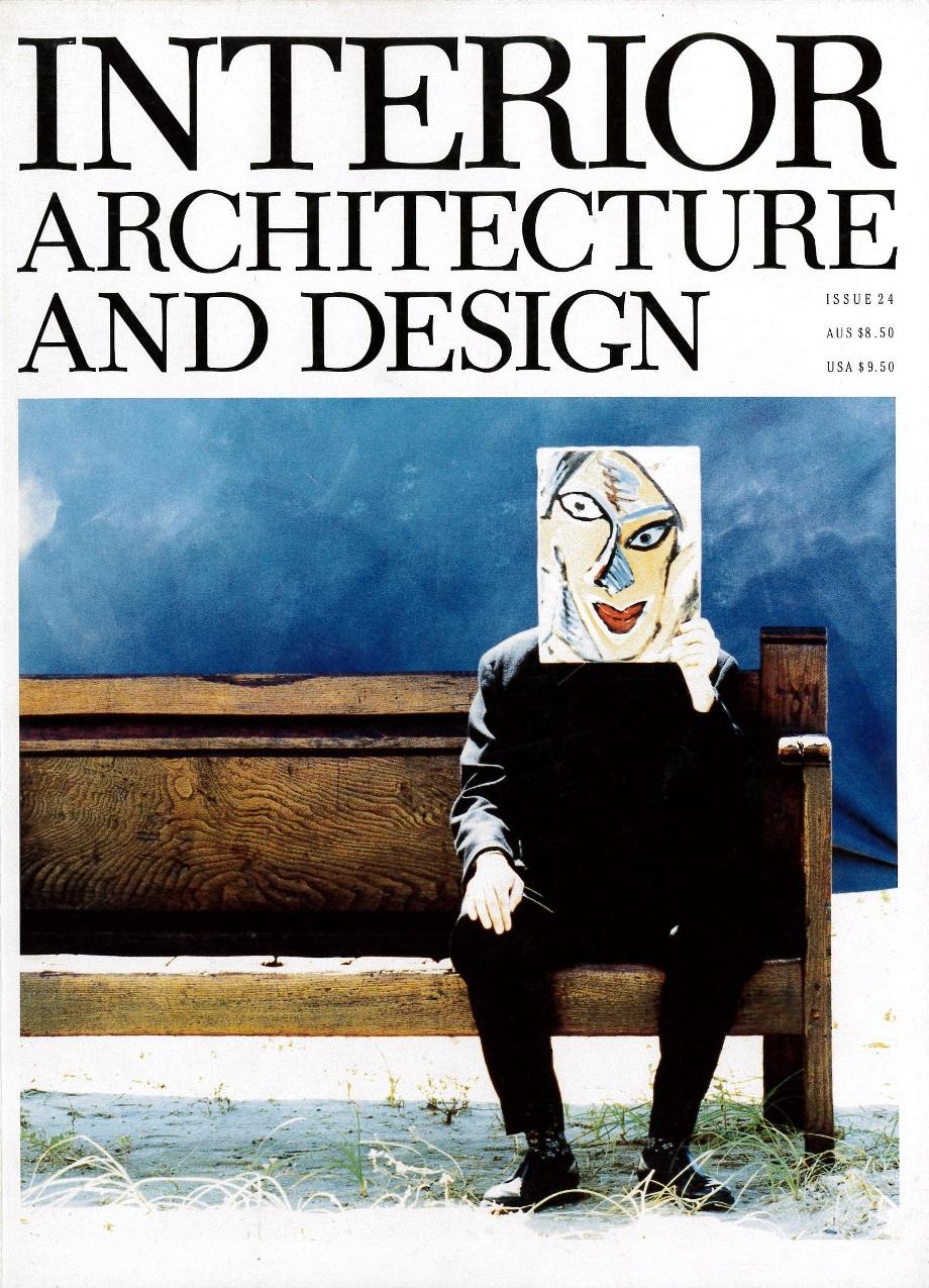 interior architecture and design issue 24 1990