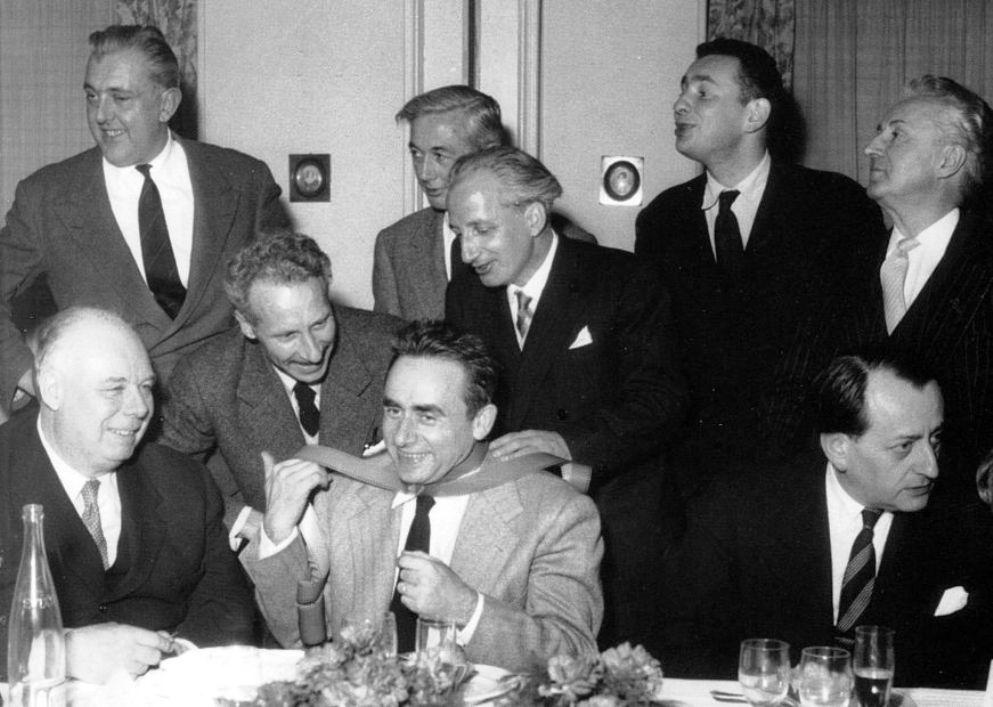 1958 Delluc Award Dinner
