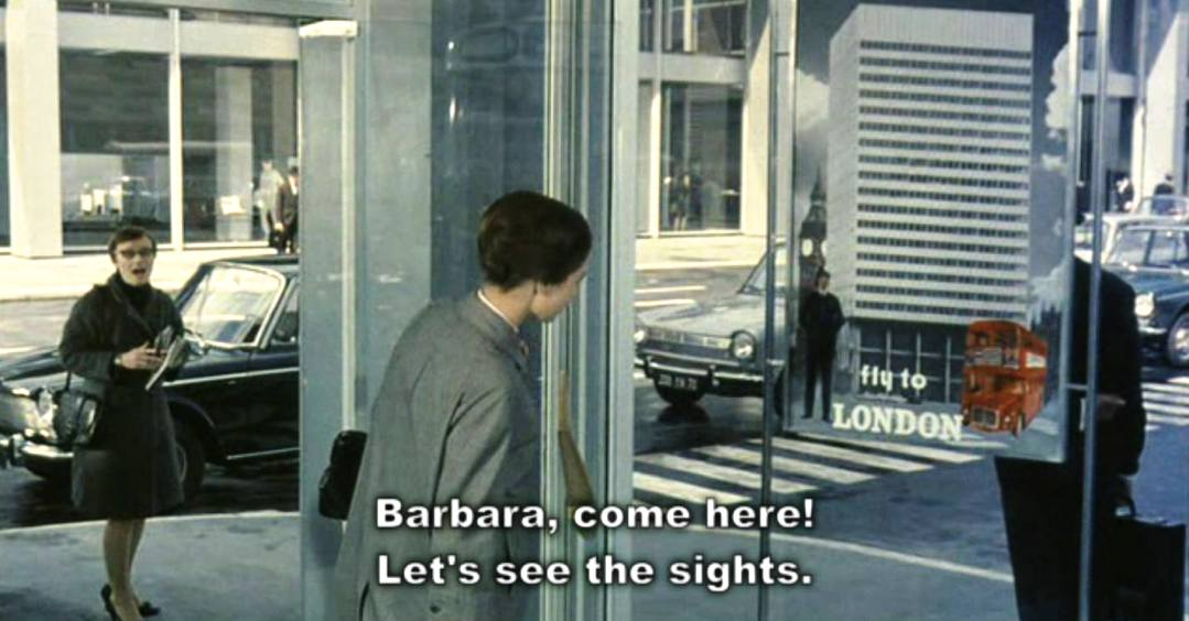 barbara travel agent
