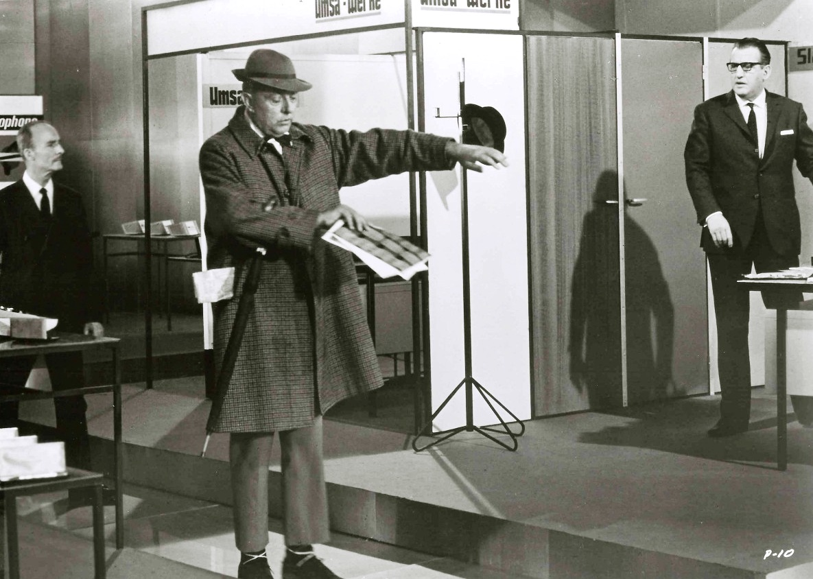 hulot in the expo
