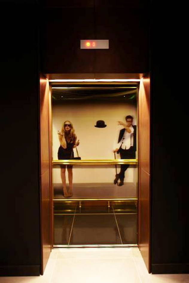 mondrian hotel lifts (1)