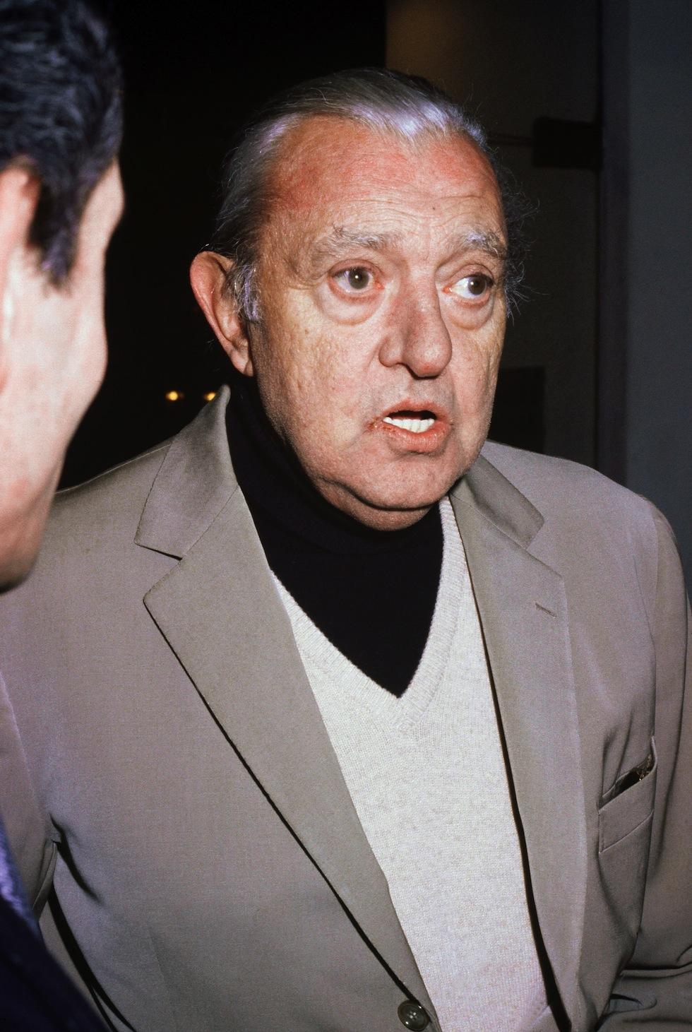 Portrait pris le 19 decembre 1980  Paris