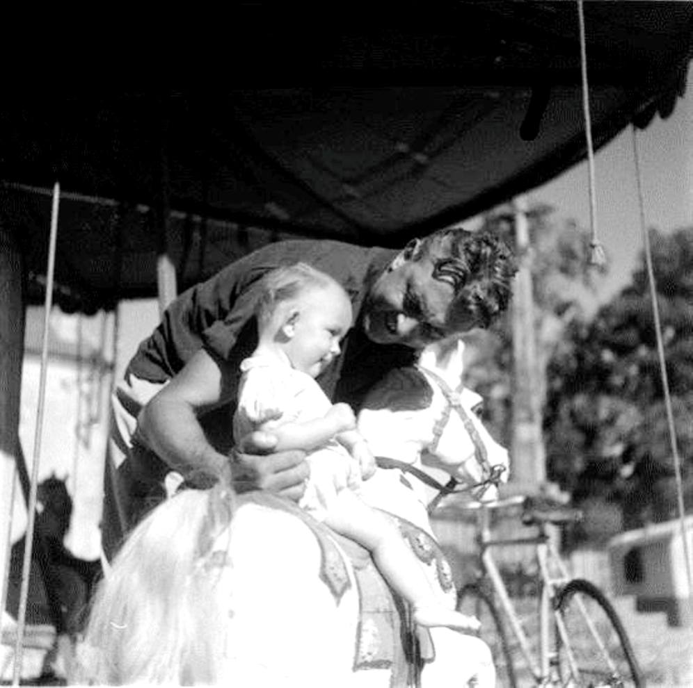 sophie daughter 1947, Sainte-Sévère-sur-Indre