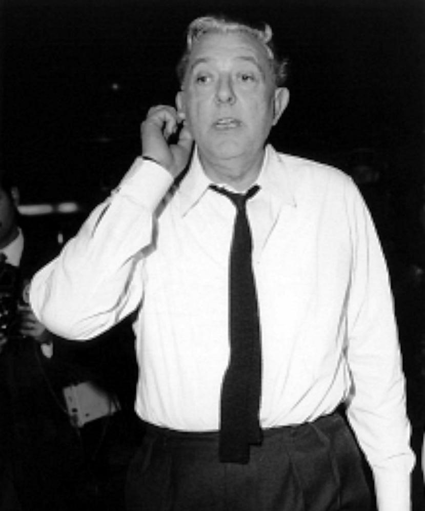 tati at the 1967 playtime premiere