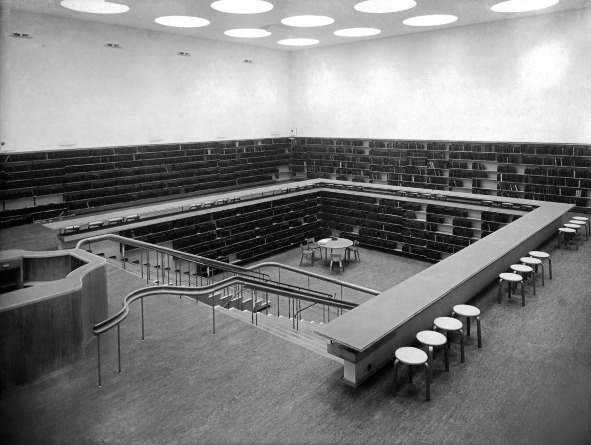 Alvar Aalto–museo 1935