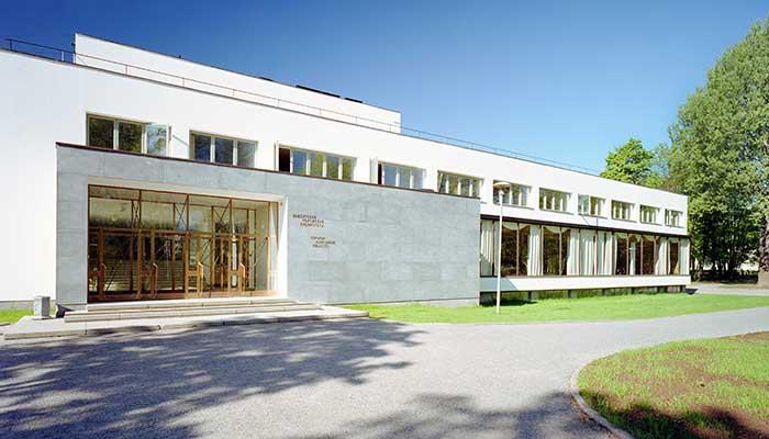 Alvar Aalto's seminal Viipuri Library in Vyborg, Russia
