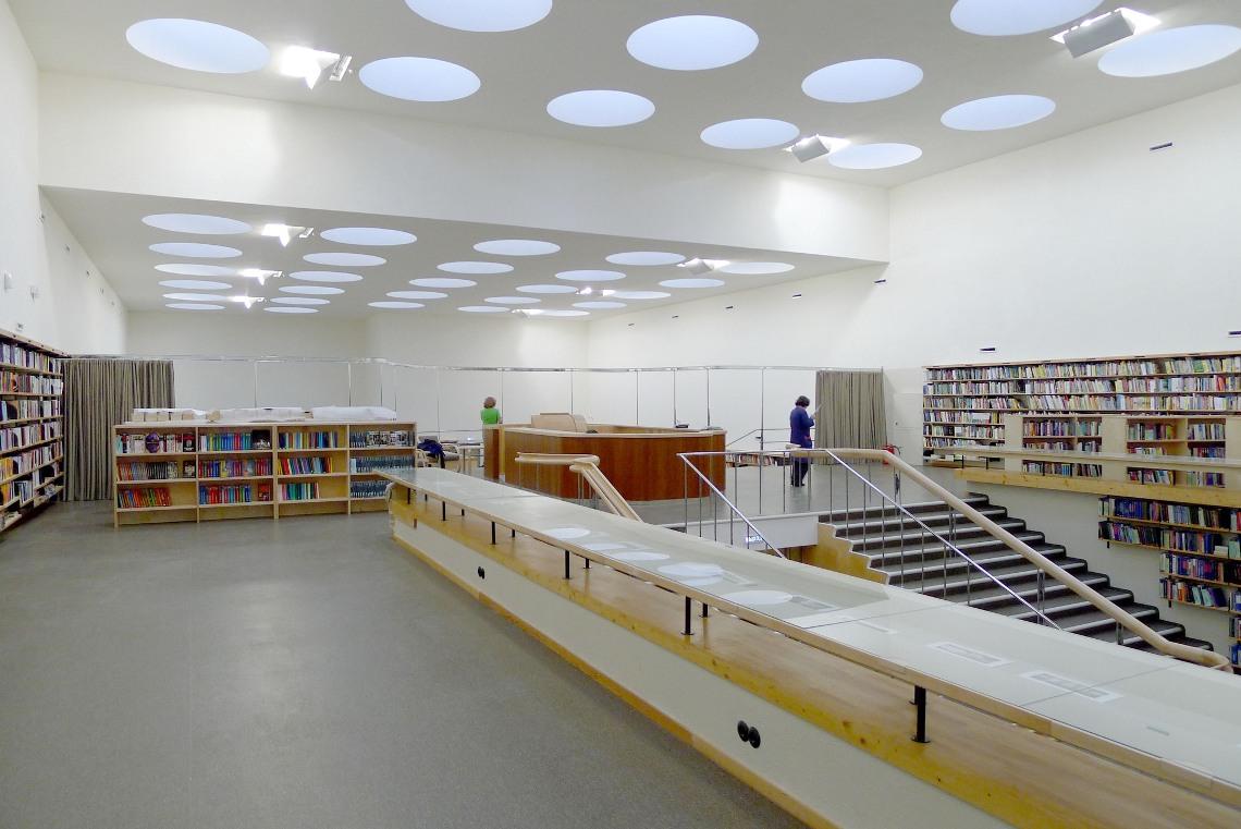 Lending Hall, 2013