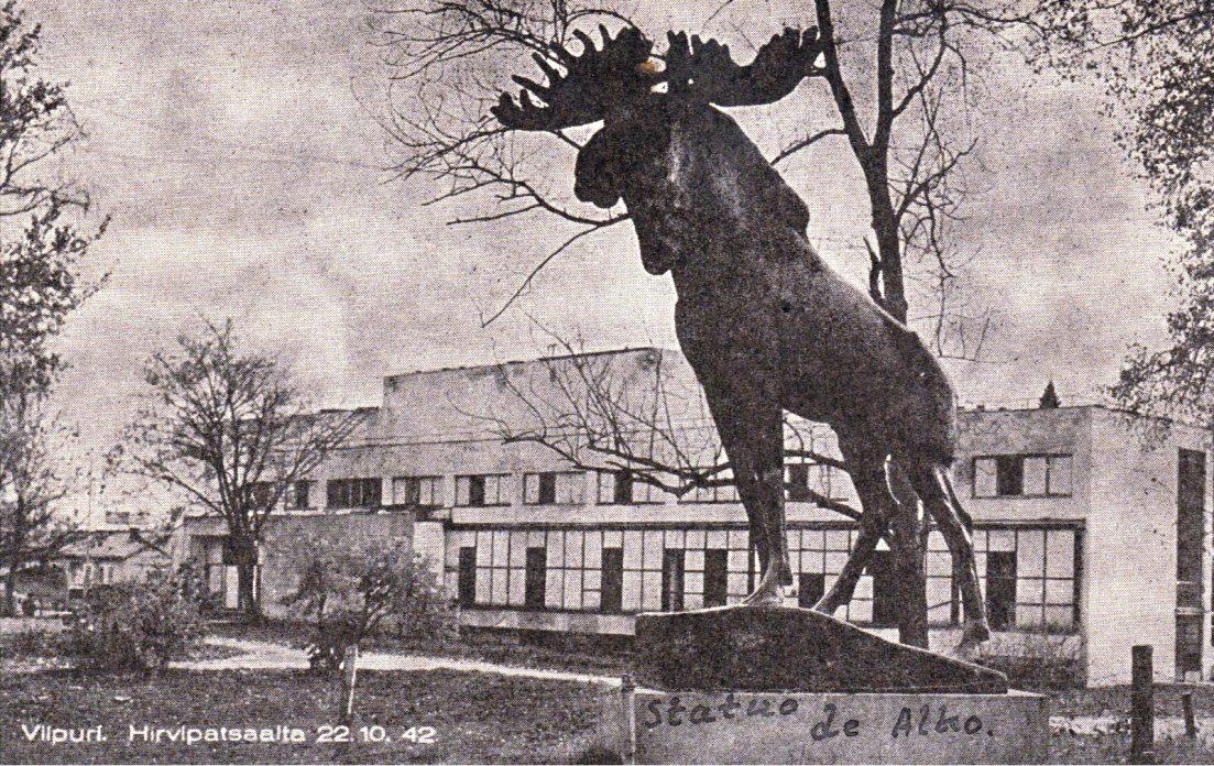 Viipuri-Hirvipatsaalta oct 1942