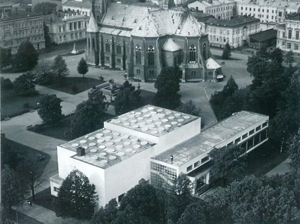 Viipuri Library, c. 1935