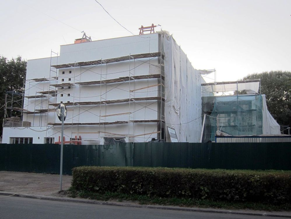 Vyborg_Liberary_Interior restoring 4